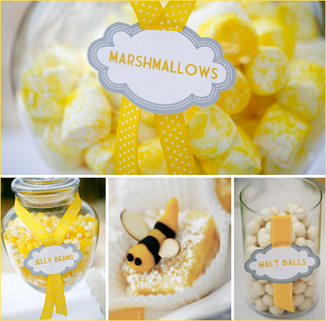 bees here are some great ideas for a bee themed baby shower